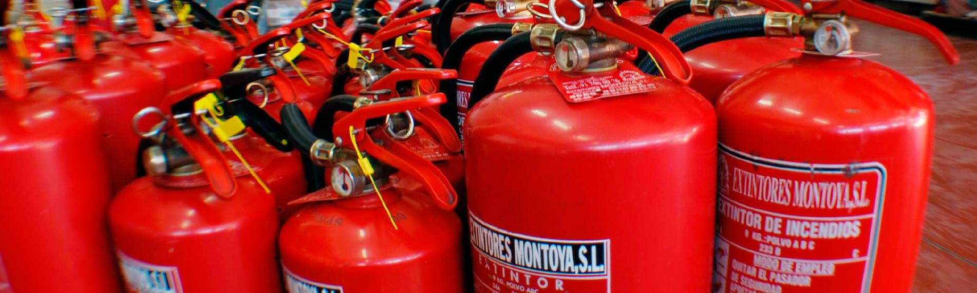 extintores madrid