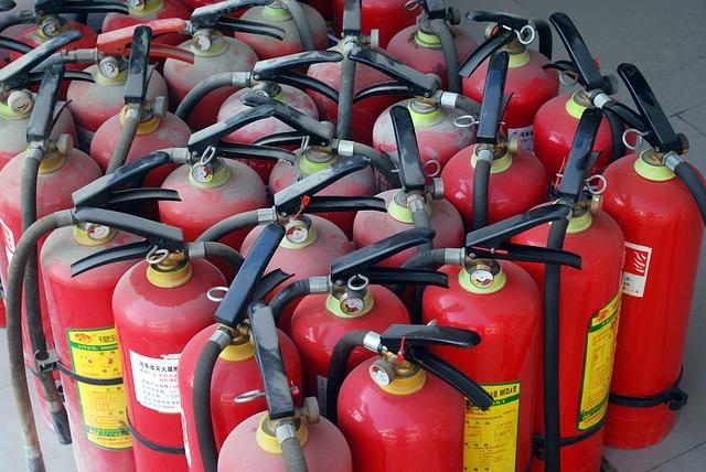 retimbrado de extintores madrid